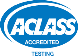 ACLASS Accredited Testing